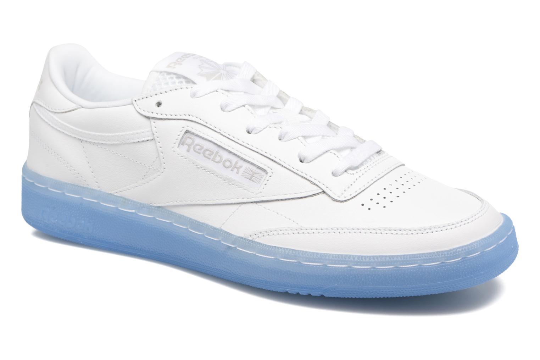 Club C 85 Ice White/Steel-Ice