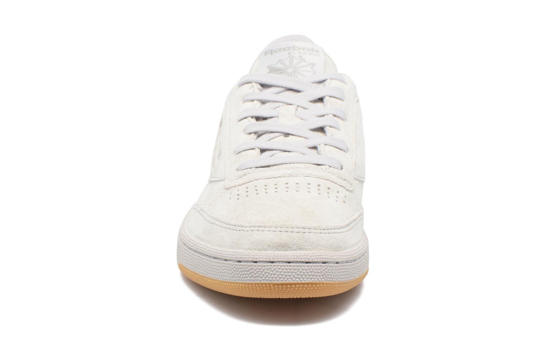 Sneaker Reebok Club C 85 Tg M beige schuhe getragen