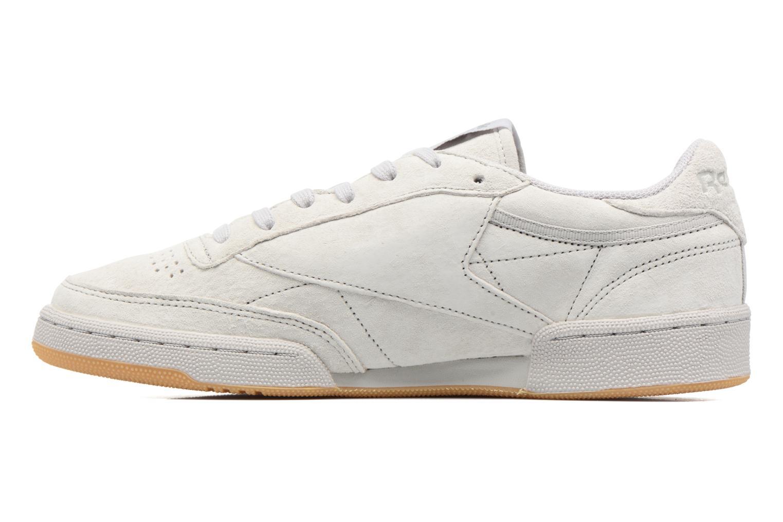 Sneaker Reebok Club C 85 Tg M beige ansicht von vorne
