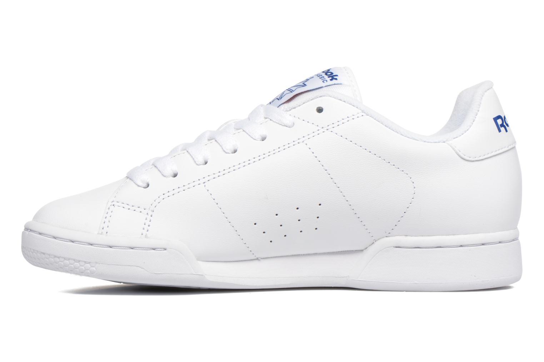 Npc II W White/white