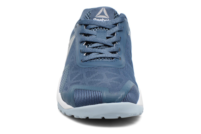 Chaussures de sport Reebok Ros Workout Tr 2.0 Bleu vue portées chaussures