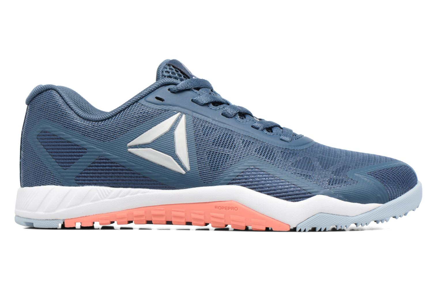 Sport shoes Reebok Ros Workout Tr 2.0 Blue back view