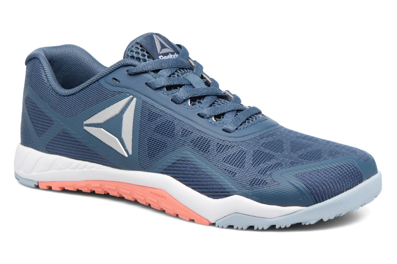 Chaussures de sport Reebok Ros Workout Tr 2.0 Bleu vue détail/paire