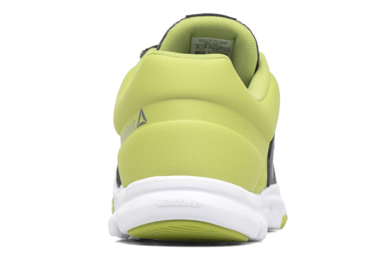Chaussures de sport Reebok Yourflex Train 9.0 Mt Gris vue droite