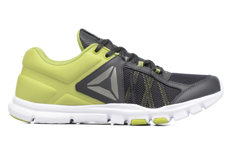 Chaussures de sport Reebok Yourflex Train 9.0 Mt Gris vue derrière