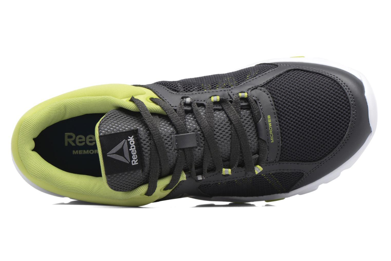 Chaussures de sport Reebok Yourflex Train 9.0 Mt Gris vue gauche