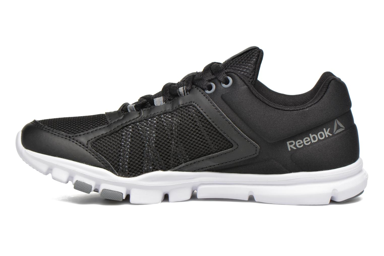 Chaussures de sport Reebok Yourflex Trainette 9.0 Mt Noir vue face