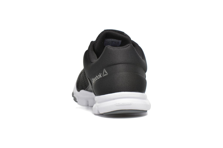 Chaussures de sport Reebok Yourflex Trainette 9.0 Mt Noir vue droite