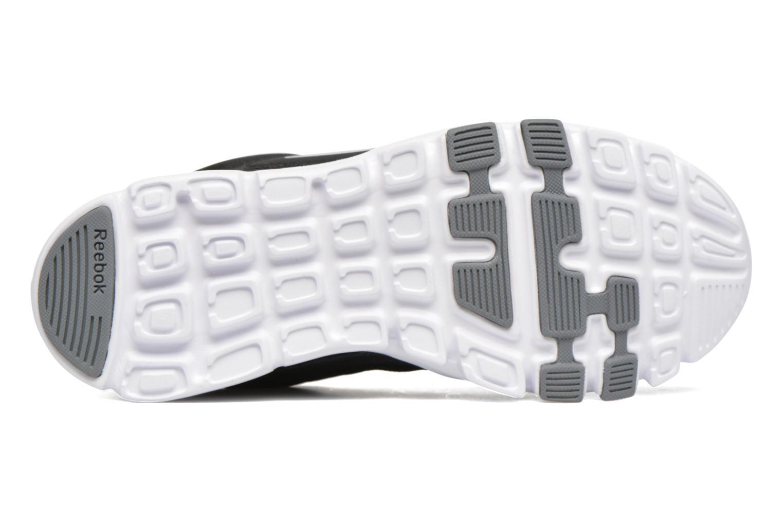Chaussures de sport Reebok Yourflex Trainette 9.0 Mt Noir vue haut