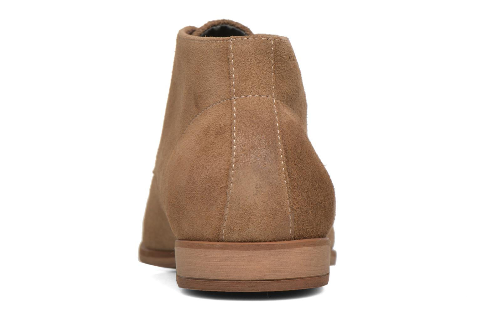 Lace-up shoes Vagabond Shoemakers LINHOPE DESERT BOOTS 4370-440 Brown view from the right