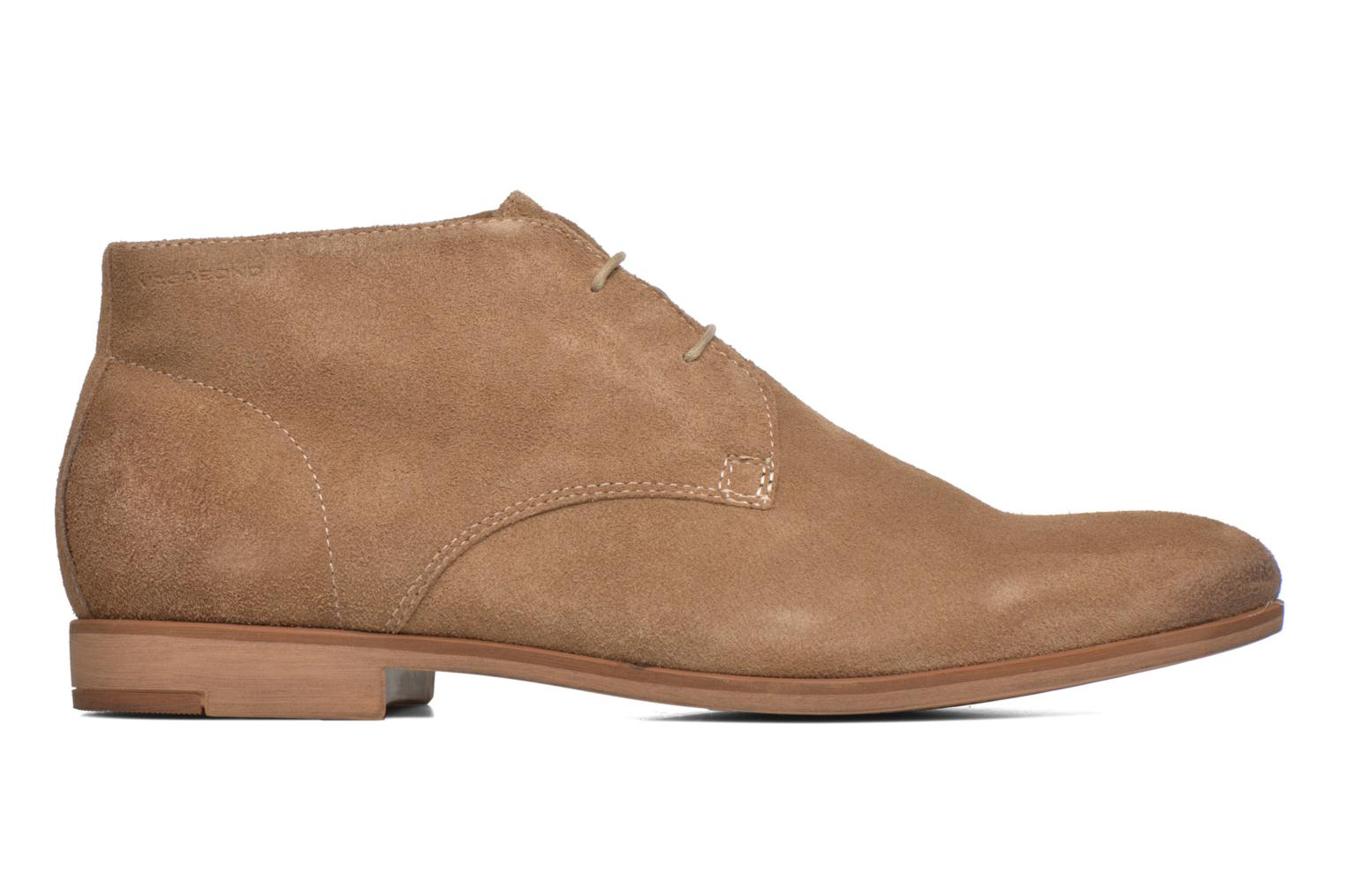Lace-up shoes Vagabond Shoemakers LINHOPE DESERT BOOTS 4370-440 Brown back view