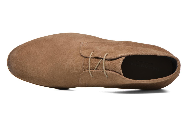 Veterschoenen Vagabond Shoemakers LINHOPE DESERT BOOTS 4370-440 Bruin links