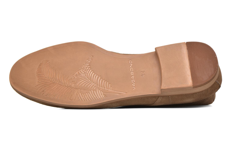 Veterschoenen Vagabond Shoemakers LINHOPE DESERT BOOTS 4370-440 Bruin boven