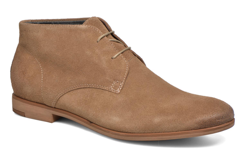 Veterschoenen Vagabond Shoemakers LINHOPE DESERT BOOTS 4370-440 Bruin detail