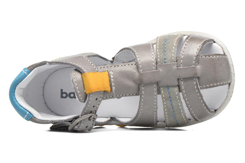 Sandales et nu-pieds Babybotte Tarawa Gris vue gauche