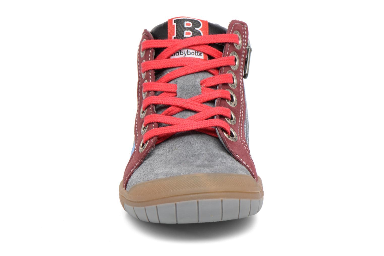 Baskets Babybotte Artistreet Gris vue portées chaussures