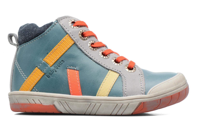 Sneakers Babybotte Artistreet Blauw achterkant