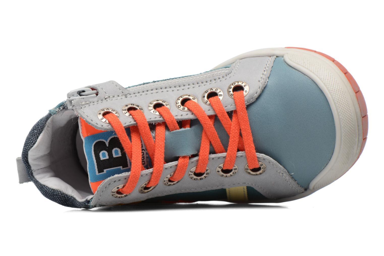 Sneakers Babybotte Artistreet Blauw links