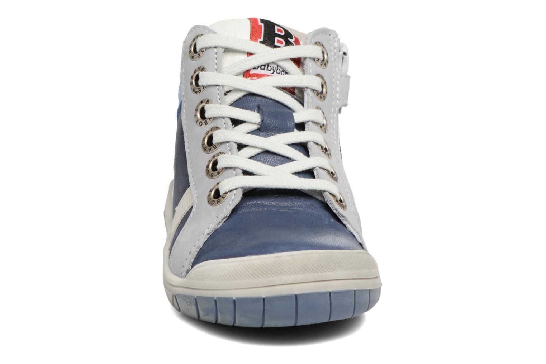 Baskets Babybotte Artistreet Bleu vue portées chaussures