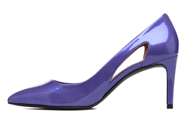 Zapatos de tacón What For Cosmos Azul vista de frente