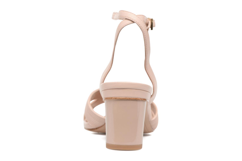 Sandales et nu-pieds What For Sith Beige vue droite