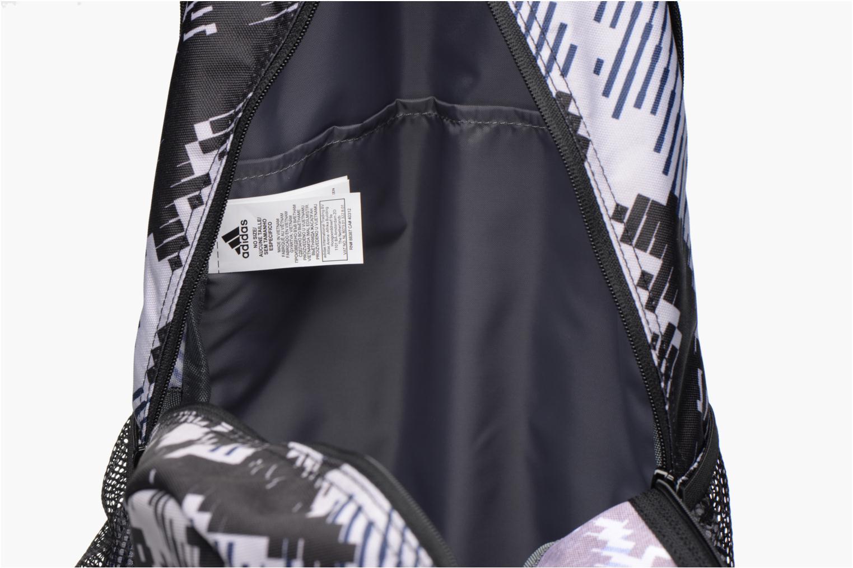 Sacs à dos Adidas Performance LIN PER BP GR Gris vue derrière
