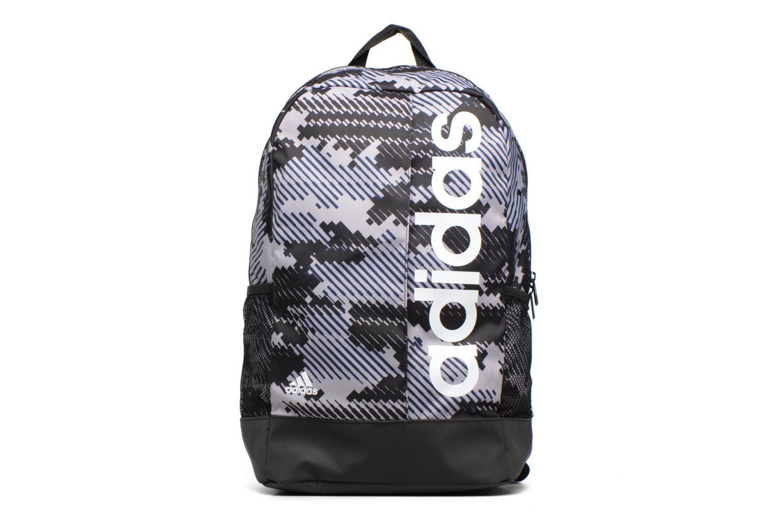 Sacs à dos Adidas Performance LIN PER BP GR Gris vue détail/paire