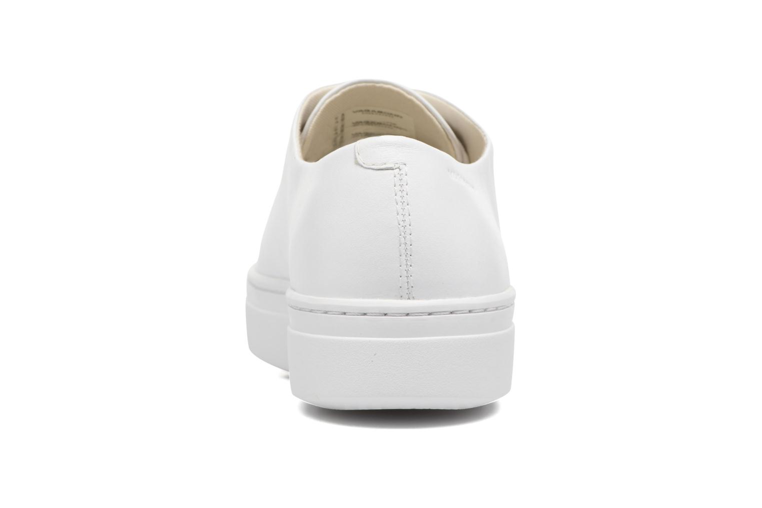 Trainers Vagabond Camille 4346-101 White view from the right