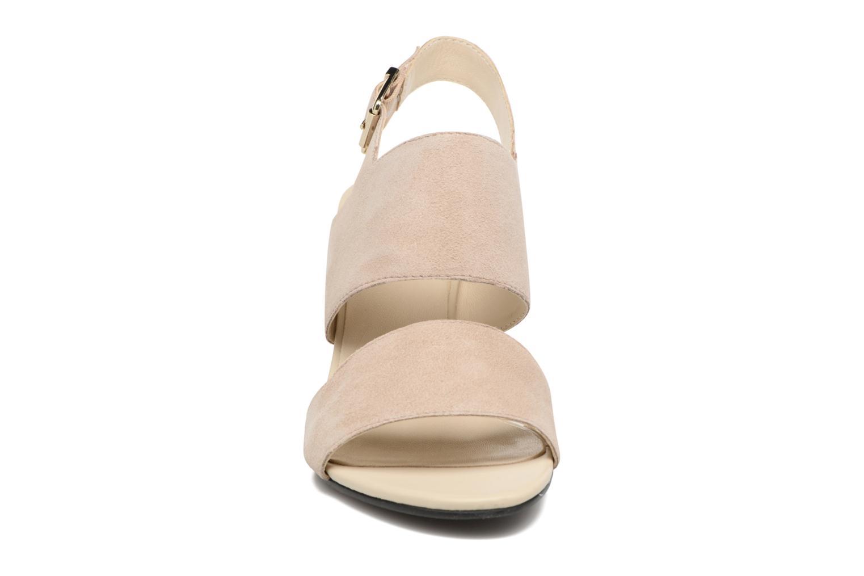 Sandales et nu-pieds Vagabond Shoemakers Beatriz 4337-240 Beige vue portées chaussures