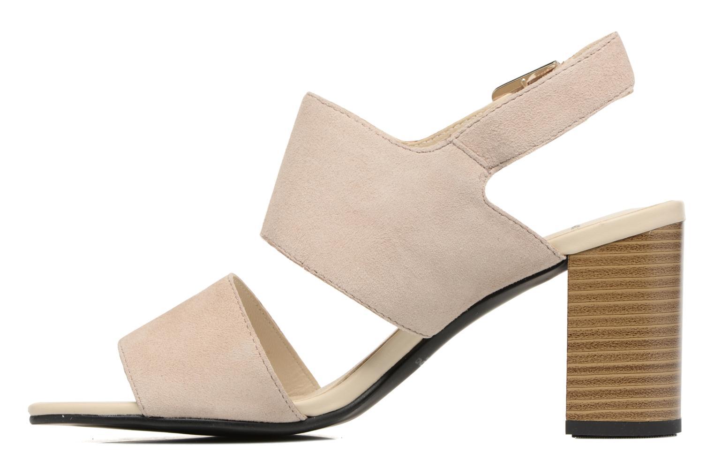 Sandales et nu-pieds Vagabond Shoemakers Beatriz 4337-240 Beige vue face
