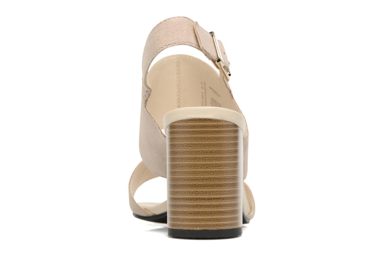 Sandales et nu-pieds Vagabond Shoemakers Beatriz 4337-240 Beige vue droite
