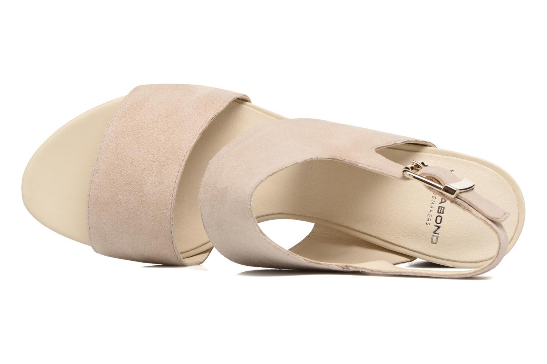 Sandales et nu-pieds Vagabond Shoemakers Beatriz 4337-240 Beige vue gauche