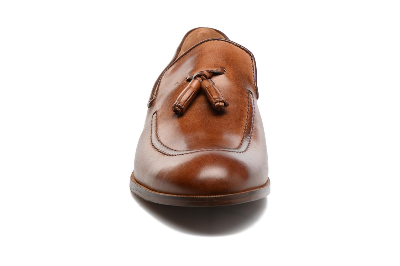 Mocassins Marvin&Co Newmains Marron vue portées chaussures