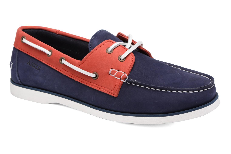 Aigle Havson (Bleu) - Chaussures à lacets chez Sarenza (290669)