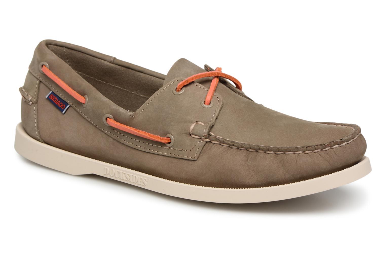 Zapatos promocionales Sebago Docksides Liberty (Marrón) - Zapatos con cordones   Descuento de la marca