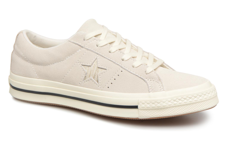 Grandes descuentos últimos zapatos Converse One Star Ox W (Gris) - Deportivas Descuento