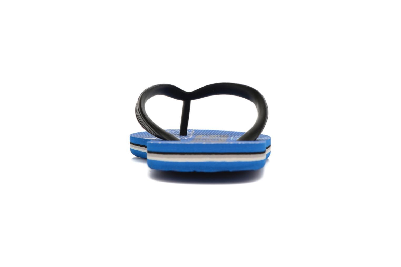 Tongs Quiksilver Molokai Nitroyt B Sndl Xkbk Bleu vue droite