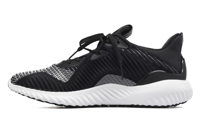 Chaussures de sport Adidas Performance alphabounce hpc m Noir vue face