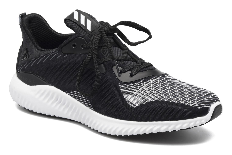 Chaussures de sport Adidas Performance alphabounce hpc m Noir vue détail/paire