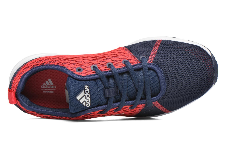 Chaussures de sport Adidas Performance Arianna Cloudfoam Blanc vue gauche