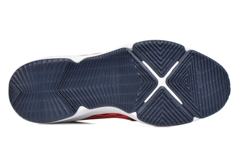 Chaussures de sport Adidas Performance Arianna Cloudfoam Blanc vue haut