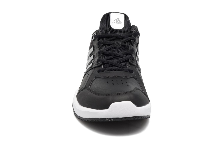 Chaussures de sport Adidas Performance Duramo 8 Trainer M Noir vue portées chaussures