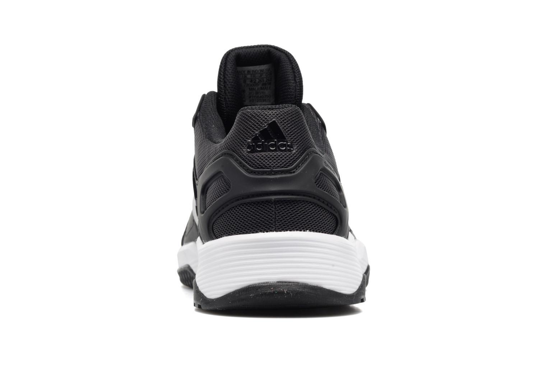 Chaussures de sport Adidas Performance Duramo 8 Trainer M Noir vue droite