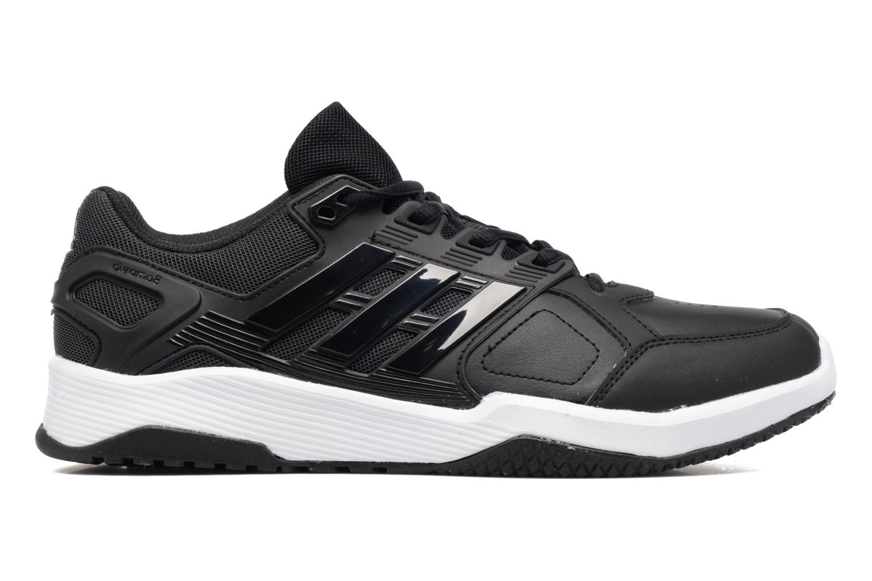 Chaussures de sport Adidas Performance Duramo 8 Trainer M Noir vue derrière