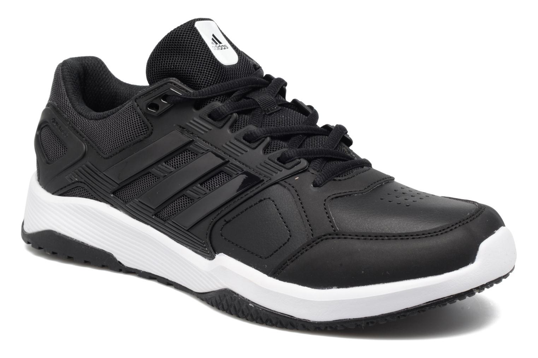Chaussures de sport Adidas Performance Duramo 8 Trainer M Noir vue détail/paire