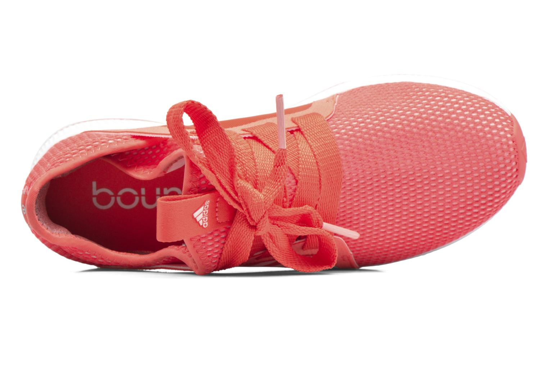 Chaussures de sport Adidas Performance edge lux w Orange vue gauche