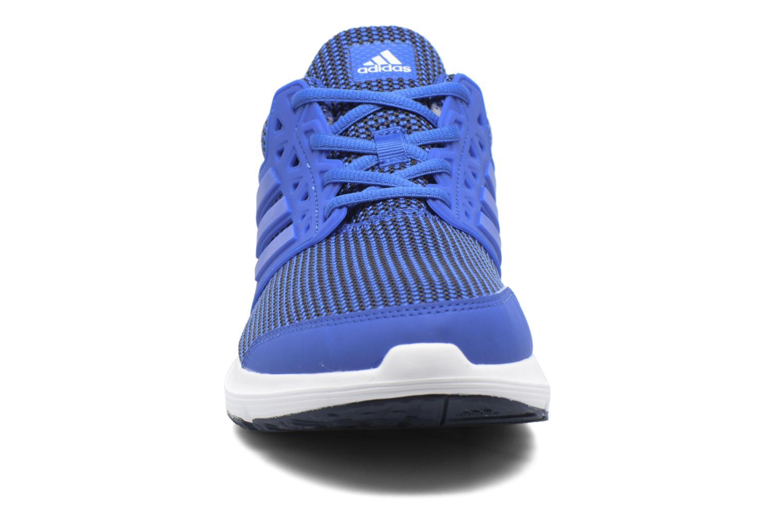 Chaussures de sport Adidas Performance galaxy 3.1 m Bleu vue portées chaussures