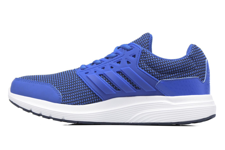 Chaussures de sport Adidas Performance galaxy 3.1 m Bleu vue face