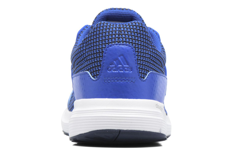 Chaussures de sport Adidas Performance galaxy 3.1 m Bleu vue droite