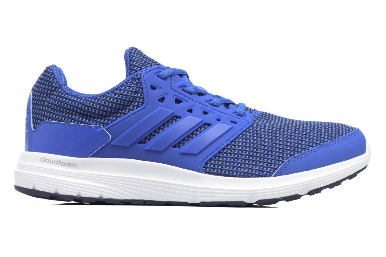 Chaussures de sport Adidas Performance galaxy 3.1 m Bleu vue derrière